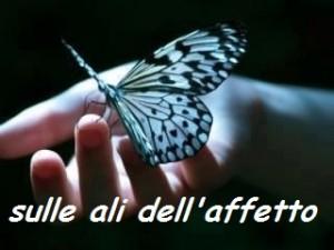 mano farfalla