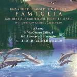 Ciclicità 13: Famiglia